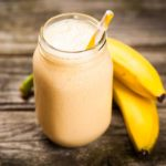 Jackfruit banana yogurt