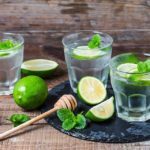 Cucumber Lime Cooler